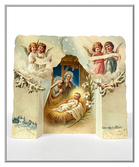 Christmas Shop  Blessed Holy Family Victorian Nativity
