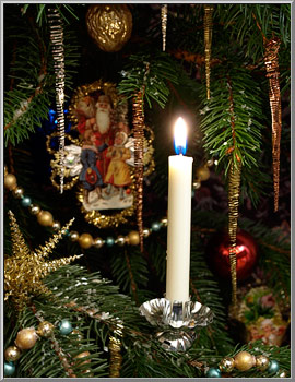 Christmas Shop: Spiral Tinsel Icicles, Lametta Icicle Christmas ...