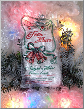 fairys hair is also commonly referred to as angel hair in the usa produced in a small family run workshop in germany each bag has 15 grams of - Angel Hair Christmas