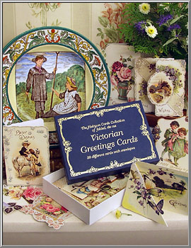 Easter shop victorian english greeting cards boxed set d blumchen m4hsunfo