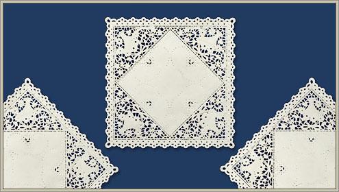 Paper Basket Design Basket Design in Ivory