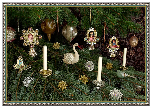 christmas tree clip on candle holders - Christmas Tree Clips
