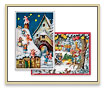 Pictorial Advent calendars link