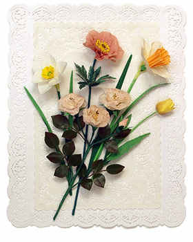 Craft shop crepe paper papel crepe crepe paper flowers supplies tight grain for a superior stretch so that it will retain its shape whether used in flower making for costumes or as party room decorations mightylinksfo