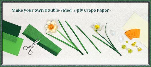 Craft Shop Crepe Paper Papel Crepe Crepe Paper Flowers Supplies