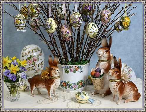 Image result for the easter egg tree